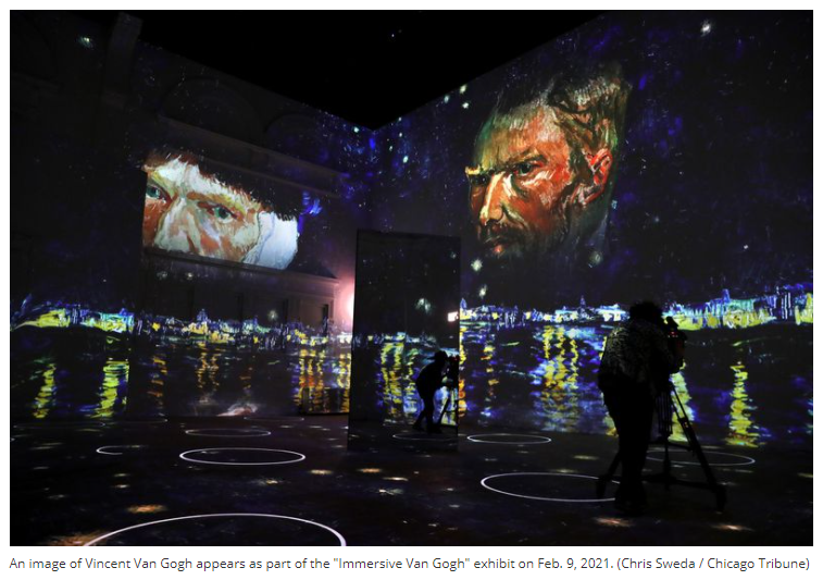 Van Gogh Houston
