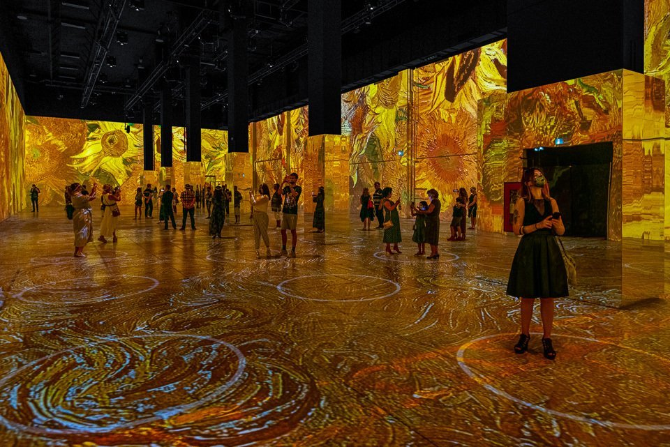 Van Gogh Exhibit Houston: The Immersive Experience